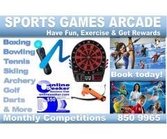 Sports Games Arcade